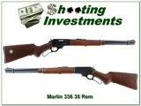 Marlin 336 Centennial near new 1970 JM pre-Safety 35 Remington!