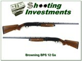Browning BPS 12-gauge early 3in Magnum