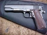 US&S 1911A1 45 ACP