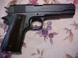 Colt 1911AA MARKED. OLD NRA GUN WITH PAPERS