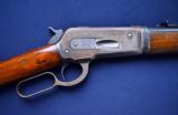 Winchester Model 1886 Takedown .33WCF