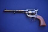 """Colt SAA .44-40 """"Colt Winchester"""" Commemorative"""