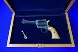 Colt New Frontier SAA 3rd Gen 44-40 Model P4940
