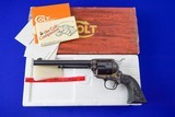 Colt SAA 3rd Gen .357 Magnum Model P1670