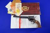 Colt New Frontier SAA 3rd Gen 45 Model P4870