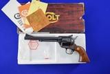 Colt New Frontier SAA 3rd Gen .44 Special Model P4770