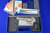 Colt SAA 3rd Gen 45 Nickel Model P1841