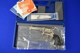 Colt SAA 3rd Gen 45 Nickel Model P1841