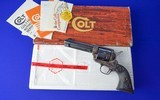 Colt SAA 3rd Gen 357 Magnum Model P1640