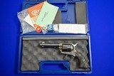 Colt SAA 3rd Gen 45 Model P1840 With Box