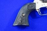 Colt SAA 3rd Gen 38-40 Nickel Model P3841 - 9 of 11