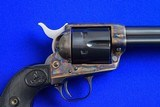 Colt SAA 3rd Gen 44-40 Mfg. 1981 - 6 of 10