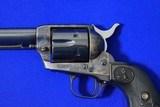 Colt SAA 3rd Gen .38-40 Model P3850 - 3 of 11