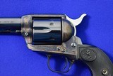 Colt SAA 3rd Gen Model P1850 With Dual 45ACP Cylinder - 3 of 11