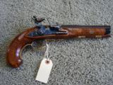 A fantastic Tom Hardy custom flintlock pistol