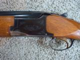 """Browning Citori 12 gauge English straight grip 26"""" Imp Cyl & Modified- 3 of 11"""
