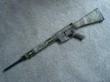 Remington AR-15 .223 VTR camo varmint rifle