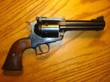 Ruger Super Blackhawk new model 4 5/8 inch bbl .44 Mag with holster (Not a dude's revolver)