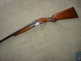 Hunter Arms Fulton 20 gauge double barrel