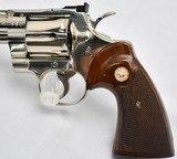 "Colt Python 6"" 1970 Nickel - 3 of 7"