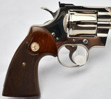 "Colt Python 6"" 1970 Nickel - 6 of 7"