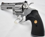 """Colt Python 4"""" 1986 Stainless - 1 of 4"""