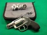 Kimber K5-S 357 Magnum caliber