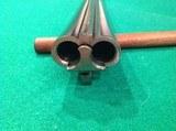 Joseph Needham English 16 gauge hammer s x s shotgun - 11 of 15
