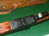 Winchester Model 21 #4 factory engraved 12ga RARE - 1 of 5