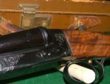 Winchester Model 21 #4 factory engraved 12ga RARE - 2 of 5