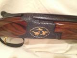 Browning Superposed Grade VI engraving 20ga 28in RKLT - 2 of 6