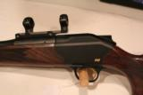 Blaser R8 with Luxus wood