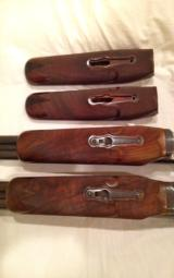 Winchester/ CSMC Model 21 28ga/20ga 2 barrel Pigeon Grade 28in VR both barrels - 9 of 9