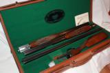 Parker Reproduction DHE 3 Barrel Set 28ga/28ga/.410 Single trigger beavertail - 5 of 7
