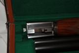 Parker Reproduction DHE 3 Barrel Set 28ga/28ga/.410 Single trigger beavertail - 4 of 7