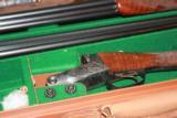Parker Reproduction DHE 3 Barrel Set 28ga/28ga/.410 Single trigger beavertail - 7 of 7