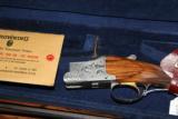 Browning Superposed Grade IV 20ga 28in m/fRKLT 1950's - 1 of 4