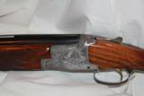 Browning Superposed Grade IV 20ga 26in ic/m Funken Engraved - 2 of 5