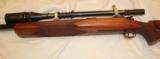 Taylor & RobbinsCustom .219 Donaldson WaspUnertl 24X Scope Deluxe Mauser