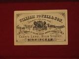 Replica .50cal. ca.1850 English Gentlemen`s Dueling pistol Cased Set - 6 of 8