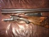 Charles Daly 10 Bore SxS Shotgun (Lindner Gun?)