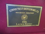 CSMC RBL 20 Gauge SXS Shotguns Consecutive Serial# Launch Editions - 10 of 12