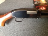 Winchester Model 12 Featherweight Original Condition - 1 of 9