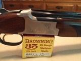 Browning Ultra XS 28 ga Like New - 6 of 15
