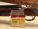 Browning Ultra XS 28 ga Like New - 1 of 15