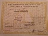 "Browning 525 20 ga Sporting 32"" RARE Belgium gun EXC case and paperwork - 11 of 15"