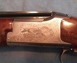 "Browning 525 20 ga Sporting 32"" RARE Belgium gun EXC case and paperwork - 1 of 15"