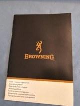 "Browning 525 20 ga Sporting 32"" RARE Belgium gun EXC case and paperwork - 12 of 15"