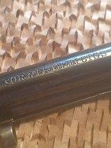 "belgian made, COWBOY RANGER,38sp, & 38lc,with vintage ""Heiser"" belt and holster - 7 of 15"