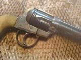 "belgian made, COWBOY RANGER,38sp, & 38lc,with vintage ""Heiser"" belt and holster - 4 of 15"